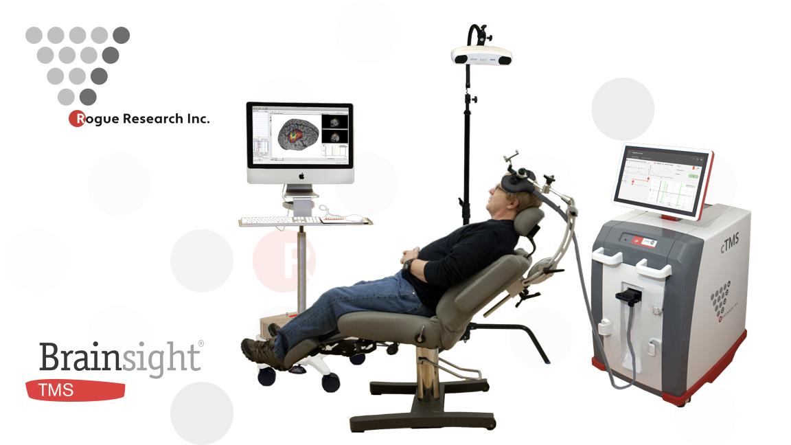 Brainsight  TMS Navigator & cTMS