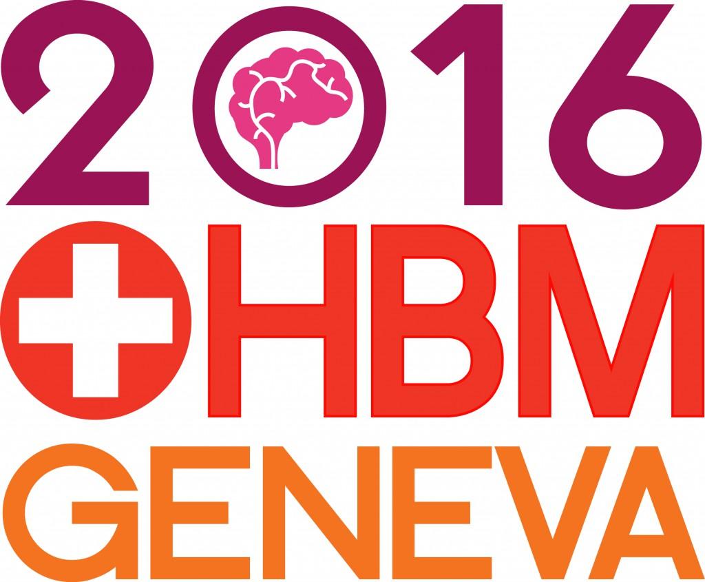 OHBM Logo 2016
