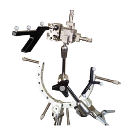 Veterinary_freeguide and clamp